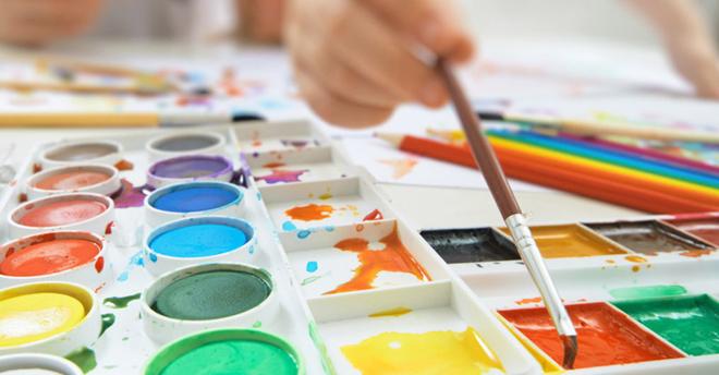 I Colori Del Sole Il Laboratorio Di Pittura Creativa A La Città