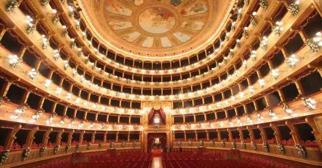 Rossini e Schumann: il programma della webTv del Teatro Massimo dal 5 all'8  giugno