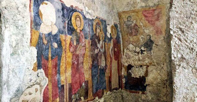 Il vescovo e martire cristiano lapidato dai giudei: a