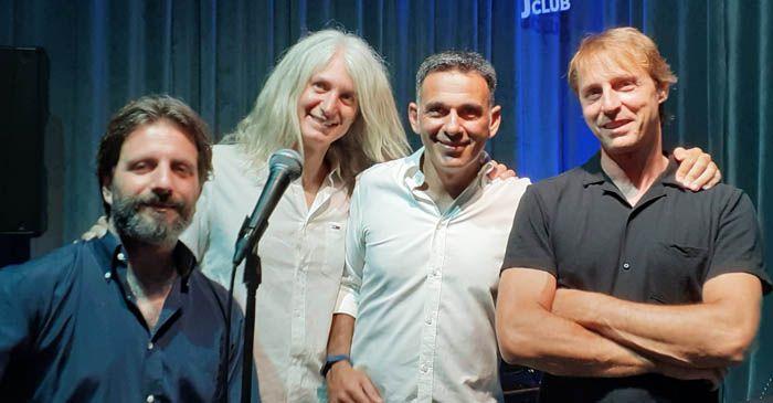 """La musica portoghese sbarca a Villa Filippina: sul palco i """"Mas Que Nada & friends"""""""