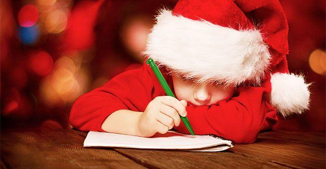 Babbo Natale Whatsapp.Caro Babbo Natale E Le Letterine Arrivano Davvero L Idea Delle