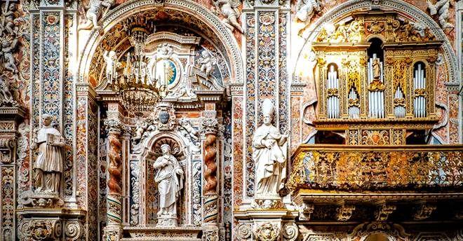 Visite gratuite ai monumenti di Palermo: porte aperte alla Chiesa dell'Immacolata Concezione