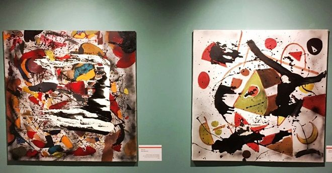 """Favorito Cultura e Memoria"""", mostra d'arte pittorica contemporanea di  BZ86"""