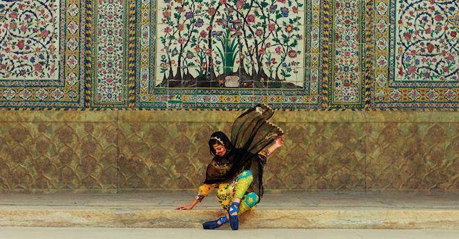 Incontri cultura in Iran