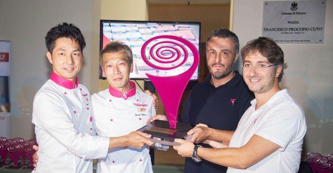I maestri gelatieri giapponesi vincono lo Sherbeth Festival