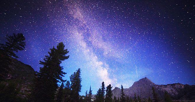 Ecco le stelle cadenti di aprile