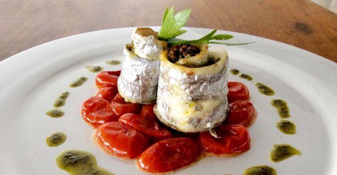 La cucina siciliana è grassa e fritta? no la rivoluzione gourmet di