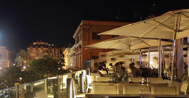 Una Nuova Osteria A Palermo Con Vista Sul Massimo La Cena