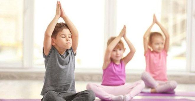 Yoga per bambini, una pratica da scoprire e provare: sessioni aperte al Parco della Salute
