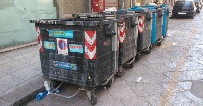 Si allarga differenziata rifiuti Palermo