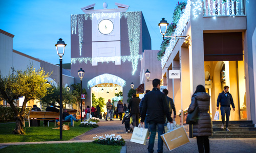 Shopping e grandi firme: i saldi al Sicilia Outlet Village