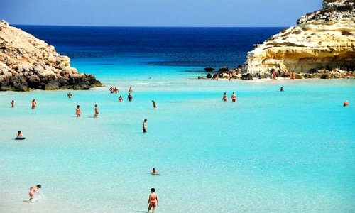 Spiaggia Dei Conigli La Piu Bella D Italia Per Tripadvisor