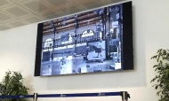 Palermo: i tesori di Sicilia su un video wall all'Aeroporto | Balarm.it